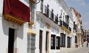 Calle San Pedro, Osuna.