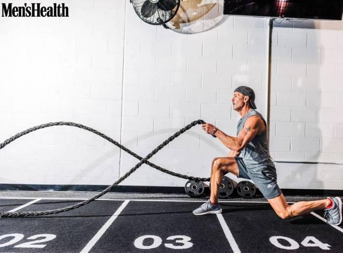 Tim McGraw, Men's Health Magazine