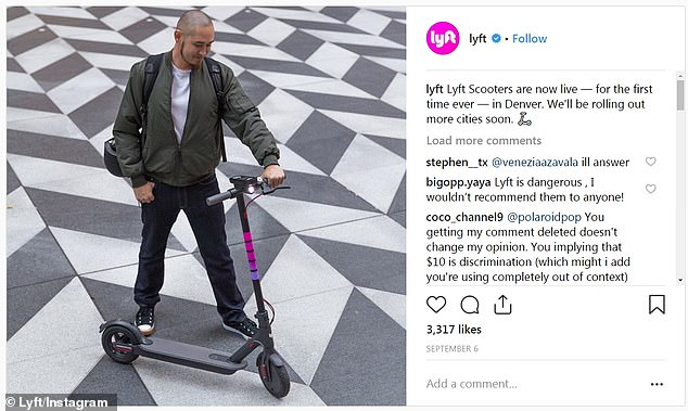 Lyft Pink will grant subscribers limited use of the company's electric scooters.