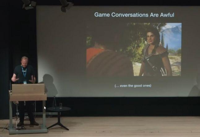 Jon Ingold Sparkling Dialogue talk