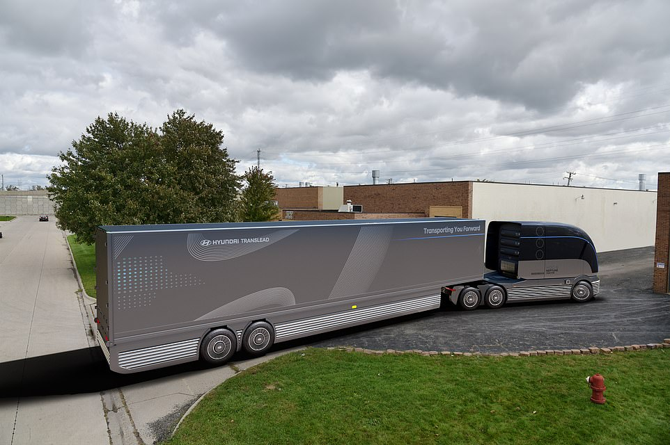 The HT Nitro ThermoTech concept trailer cooling unit is virtually noiseless which significantly reduces noise pollution for drivers as well as at the point of deliveries