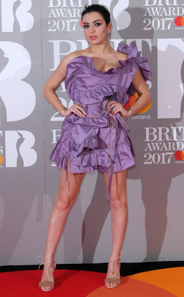 Charli XCX, BRIT Awards