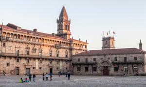 Praza do Obradoiro. Santiago de Compostela