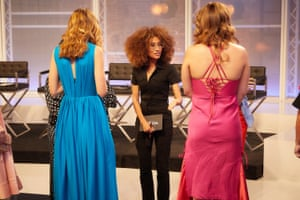 Elaine Welteroth on Project Runway