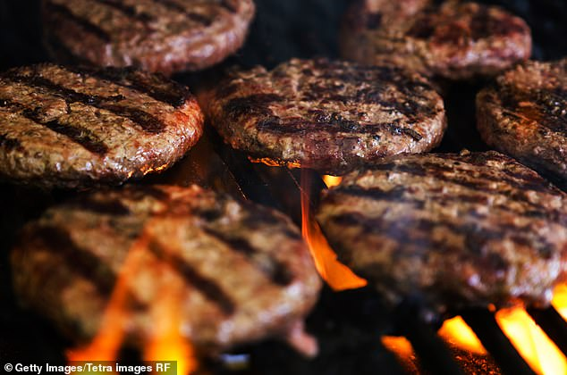 OSI Industries, LLC, based in Fort Atkinson, Wisconsin is recalling more than 4,000 pounds of ready-to-eat beef patties over fears of metal contamination (file image)