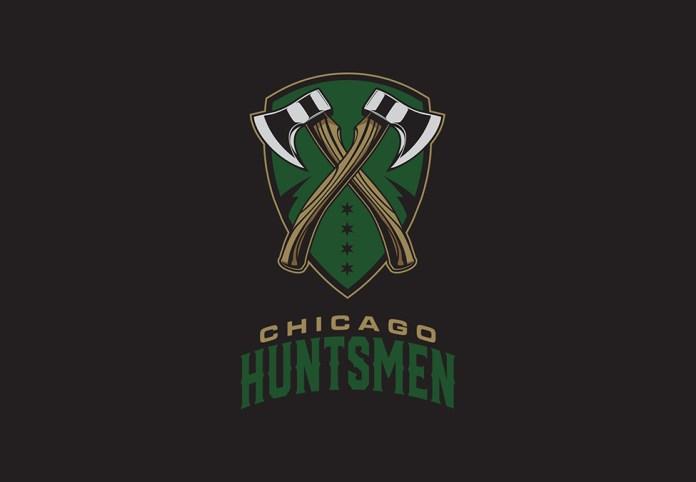 Chicago Huntsmen Branding