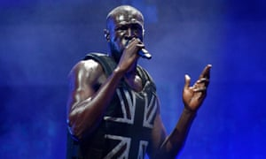 Stormzy headlines Glastonbury, 28 June 2019.