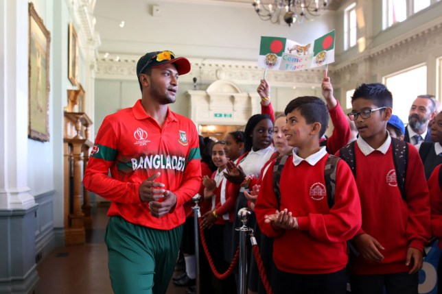 Bangladesh superstar Shakib Al Hasan received a two-year corruption ban