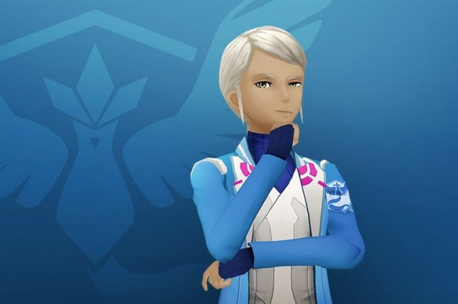 Blanche from Pokemon Go