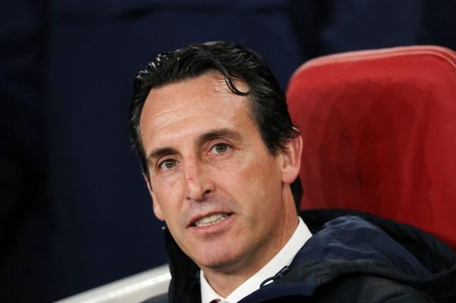 Unai Emery is under huge pressure at Arsenal