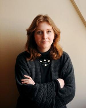 Rachel Wolf, pictured in 2010.