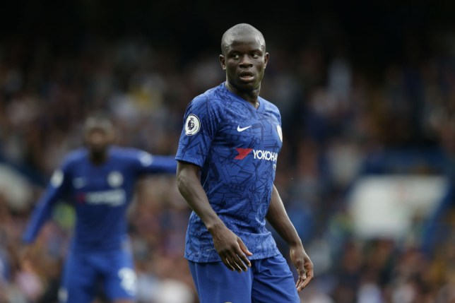N'Golo Kante has been out of action for three weeks (Picture: Getty)