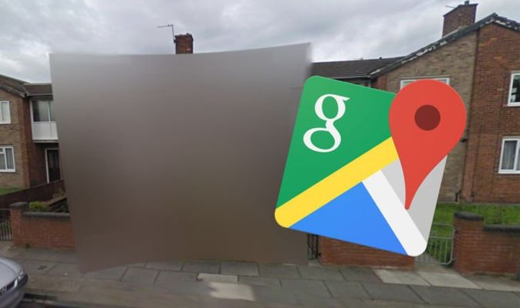 Google Maps Street View Why Has This Mysterious House Been