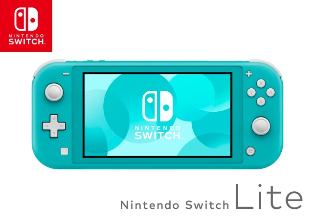 Switch Lite console