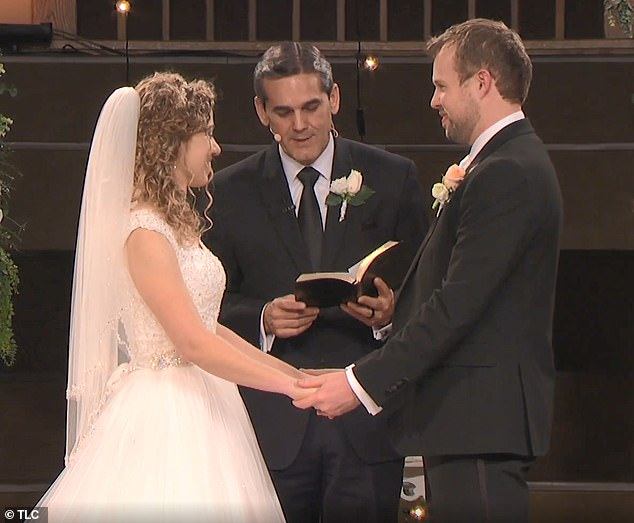They do! The couple married after a four-month relationship on November 3