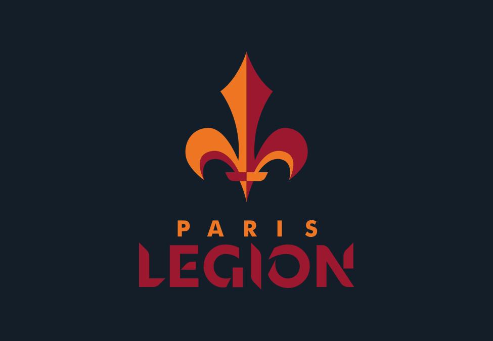 Paris Legion Branding