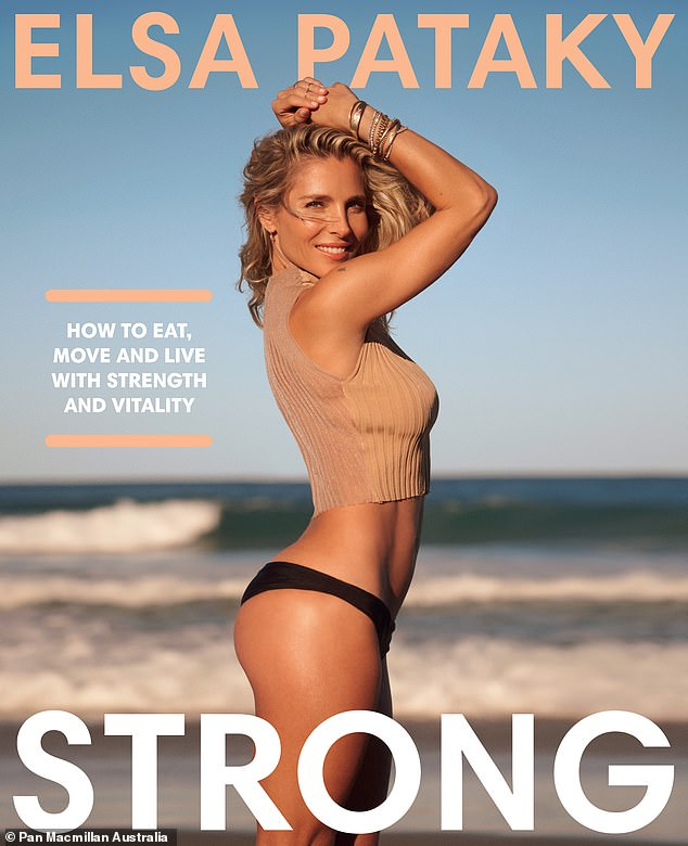 Coming soon! The Spanish beauty will release Strong on November 26 after working on the book for over a year