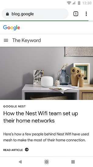The feature could shame developers of slow-loading websites into picking up their speeds, Google hopes.