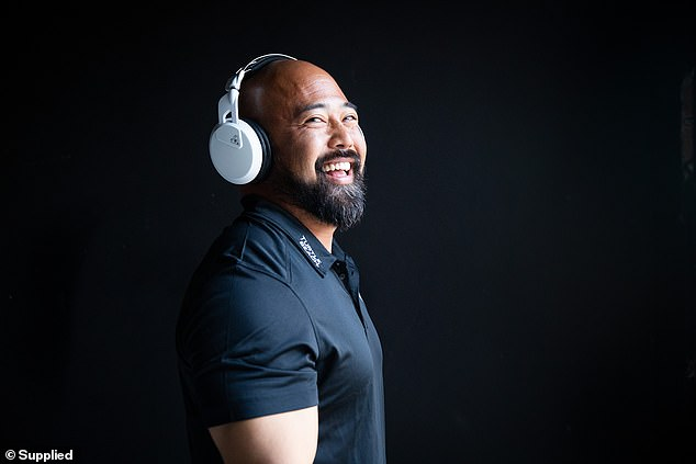 All about the senses: He has partnered up with Turtle Beach, which create high-performance head sets, to share how the senses can impact performance in real life and for gaming