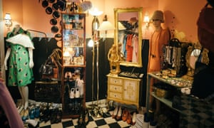 clothes and accessories in Hoochie Mama Jane