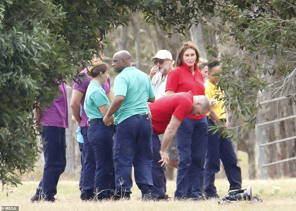 Teams: The celebrities were split into red, turquoise, purple and red teams in order to complete a series of challenges