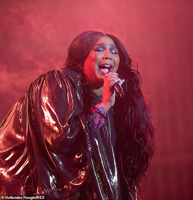 Eight is enough: Truth Hurts songstress Lizzo was alleged by Twitter user @epipeny to be set to lead the count for the 2020 Grammys with eight nominations