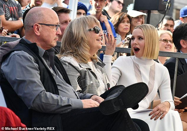 OMG: Kristen reacts to her parents, Tom Bell and Lorelei Bell