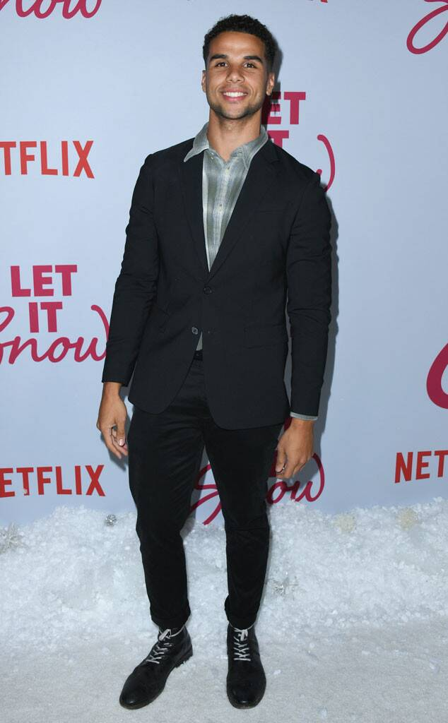 Mason Gooding, Let It Snow Premiere