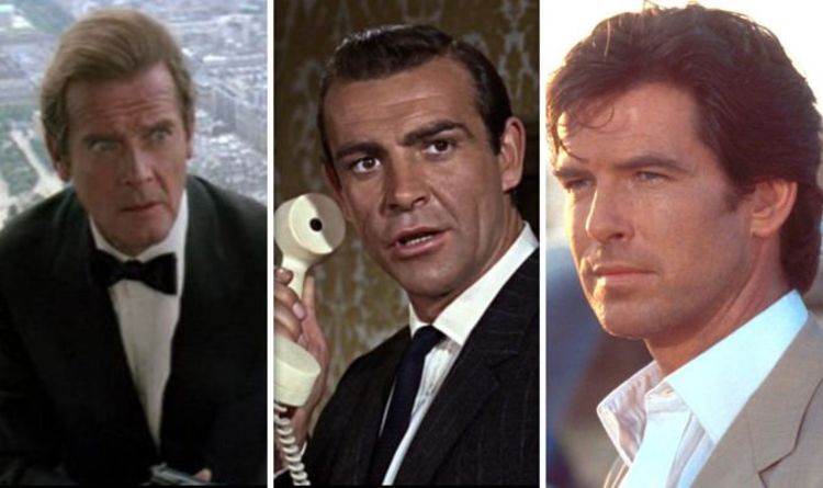 James Bond Actors Who Is The Best James Bond Could This Be