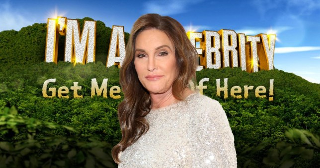 Caitlyn Jenner for I'm a Celebrity