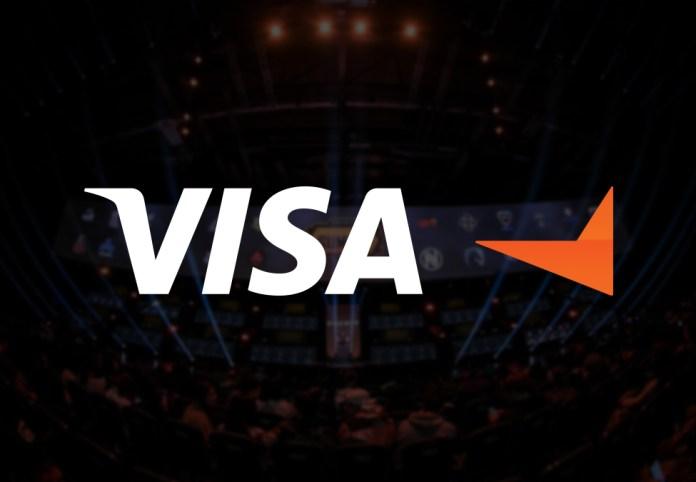 FACEIT Visa Partnership