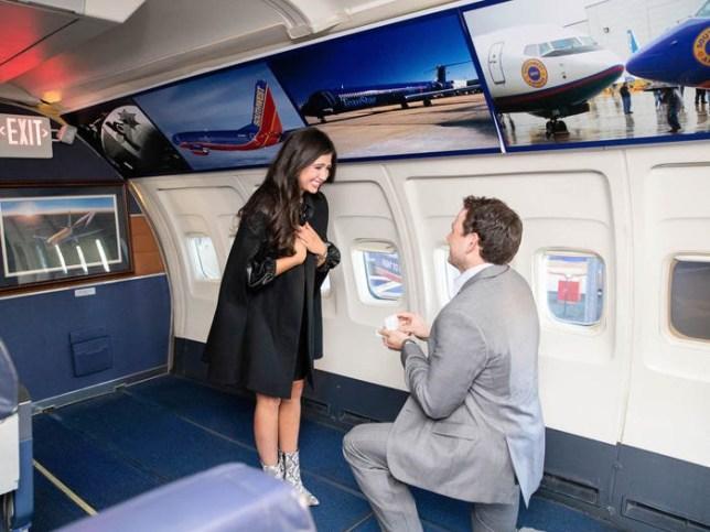 Cathlyn Jones and Michael Davis met on a Southwest Airlines flight in 2018