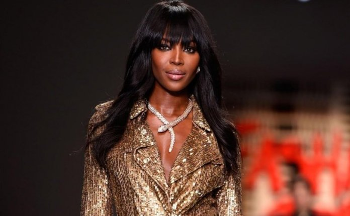 Naomi Campbell launches London pop-up store to raise funds for charity