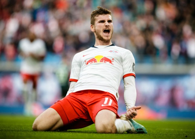 Timo Werner is expected to leave RB Leipzig in the next 12 months