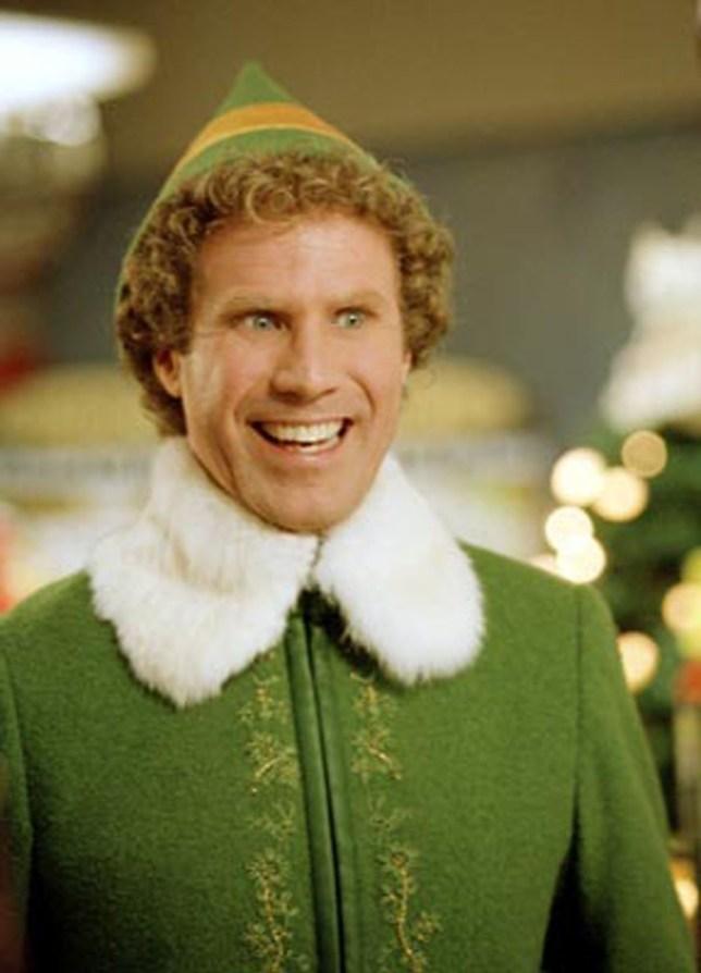 FILM: Elf (2003) starring Will Ferrell as Buddy. elf7.jpg