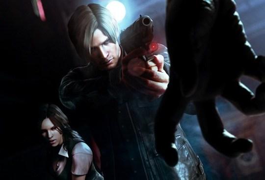 Resident Evil 6 key art