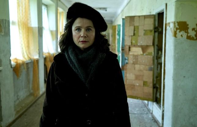 Chernobyl's Emily Watson