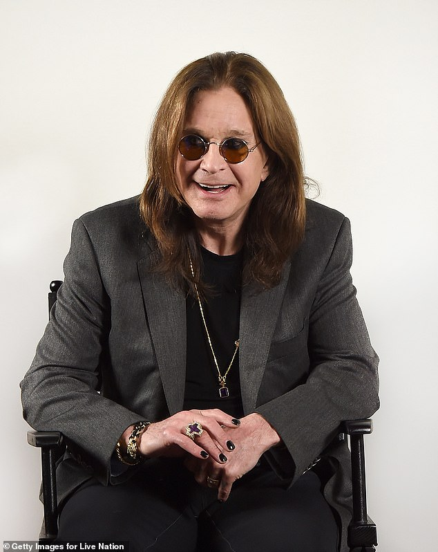 Big reward: Ozzy Osbourne offered a $25,000 reward for the return of his former guitarists, and late friend's, stolen guitars in an Instagram post on Saturday