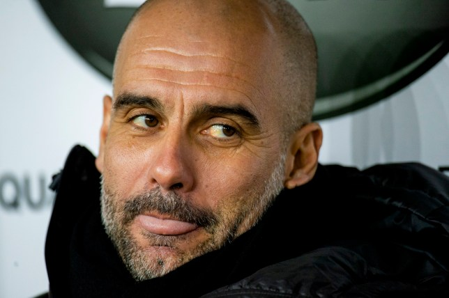 Pep Guardiola says the Premier League title race 'is over'between Liverpool and Manchester City