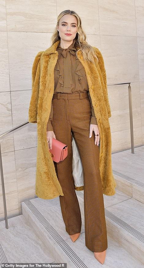 Actor Rebecca Rittenhouse
