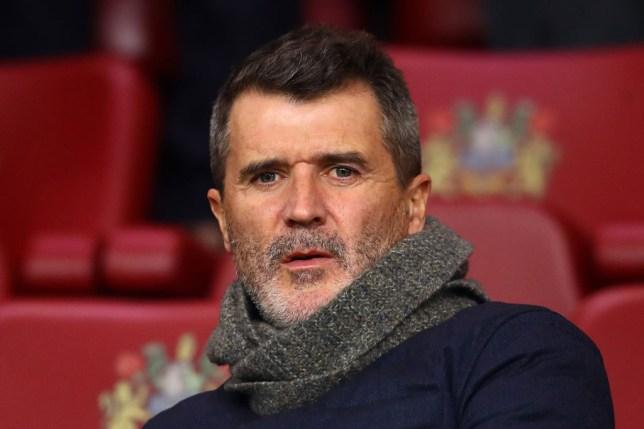 Manchester United legend Roy Keane