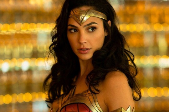 Wonder Woman trailer 8.30pm