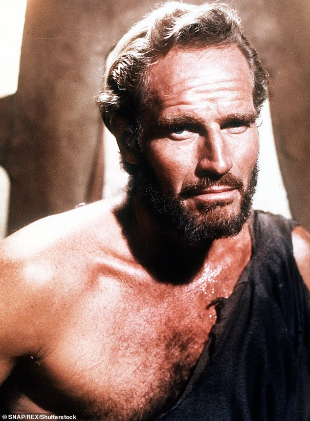 Heston's look:The franchise was based on the 1963 novel Planet of the Apes from French author Pierre Boulle, which was adapted into the 1968 movie of the same name, starring Charlton Heston and Roddy McDowall