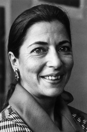 Ruth Bader Ginsburg in 1977.