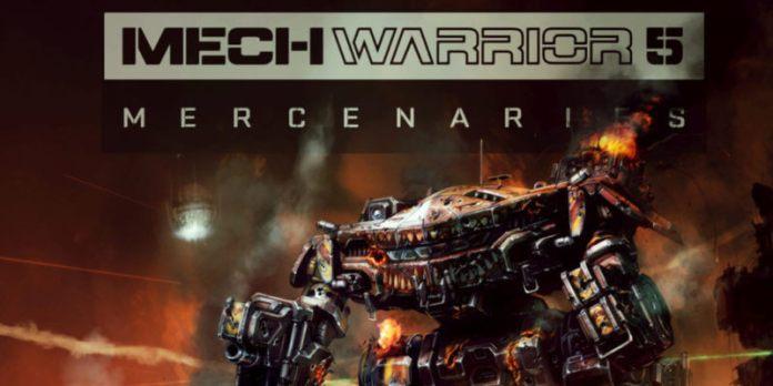upcoming video games december 2019 mech warrior 5 release date