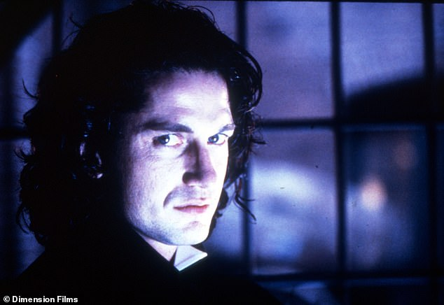Modern: Gerard Butler played Dracula, and Judas Iscariot, in Dracula 2000
