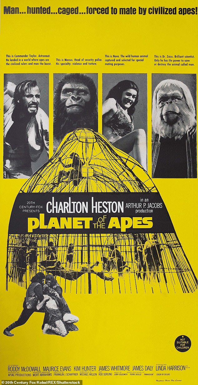Sequels:The film spawned a number of sequels, including 1970's Beneath the Planet of the Apes, 1971's Escape From the Planet of the Apes, 1972's Conquest of the Planet of the Apes and 1973's Battle for the Planet of the Apes