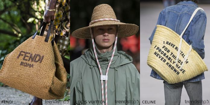Menccessories on the Catwalks Spring Summer 2020