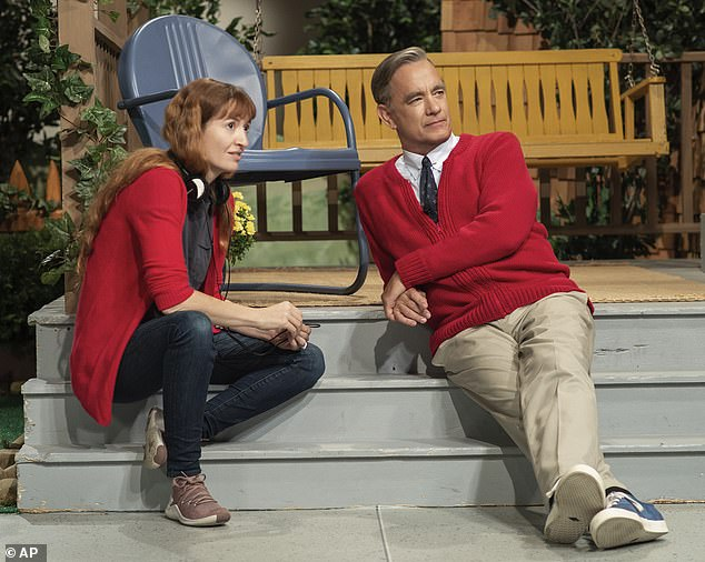Feel-good movie:  A Beautiful Day In The Neighborhood, starring Tom Hanks as Mister Rogers ,made $12 million over the traditional weekend and $17.6 million over the holidays