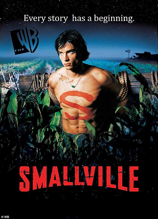 18 years ago! The New York-born 42-year-old - who starred as Superman in The CW's Smallville from 2001-2011 - gave up his powers to raise a family with Lois Lane on Earth-167